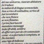 a cura di Maurizio Cucchi